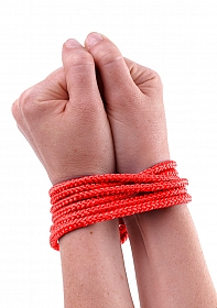 FF Mini Silk Rope - Red