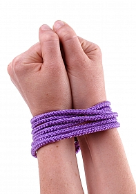 FF Mini Silk Rope - Purple
