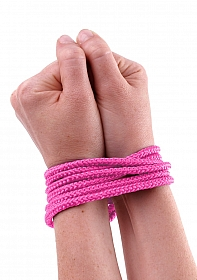 FF Mini Silk Rope - Pink