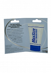 MaxSize Cream - Single Pack - 4ml