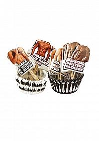 Cupcake Set, Hot Body