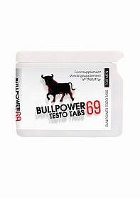 69 pills Bull power testo tabs