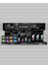SR POP Display Condoms and Lotions