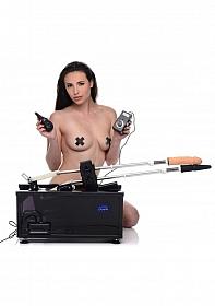 Athenas Ultimate Sex Machine - Brown