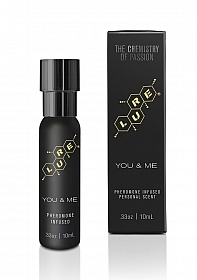 Lure Black Label For You & Me, Pheromone Infused Personal Scent