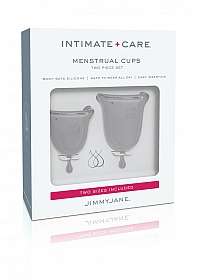 Intimate Care Menstrual Cups - Clear