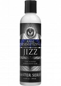 Jizz Cum Scented Desensitizing Lube - 244 ml