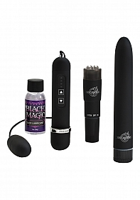 Black Magic - Pleasure Kit - Black