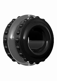 CONTROL by Sir Richard's Pro Performance Advanced C-Ring - Black