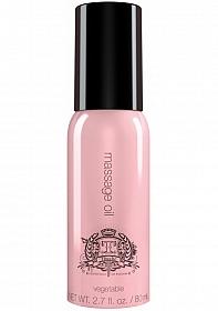 Massage Oil Vegetable - 80 ml